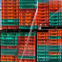 HDPE-Crates,-Totes,-Injection-Moulding-Scrap